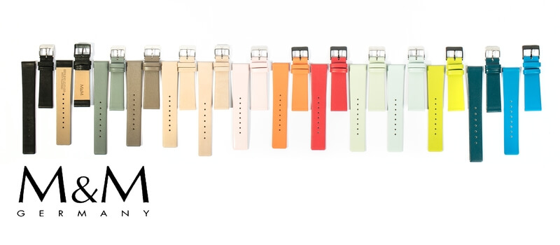Ersatzarmbänder M&M Uhren
