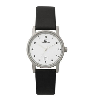 Danish Design Damen-Armbanduhr Titan Analog Quarz 3326033 (IV12Q170)