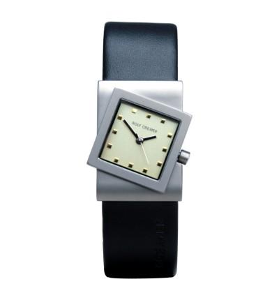 Rolf Cremer Damen-Armbanduhr Turn Analog Quarz 492058