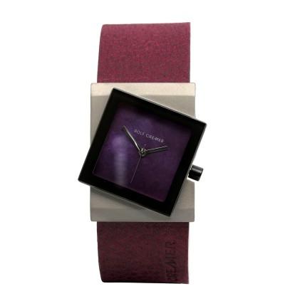 Rolf Cremer Damen-Armbanduhr Big Turn Analog Quarz 503413