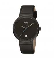 BOCCIA Herrenuhr Superslim 3615-04