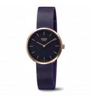 BOCCIA Damen-Armbanduhr Superslim Analog Quarz 3279-06