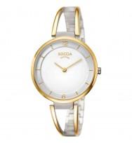 BOCCIA Damen-Armbanduhr Style Analog Quarz 3260-02