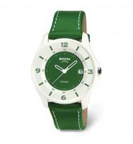 Ersatzarmband BOCCIA Titanium Ceramic 3226-08 | grün