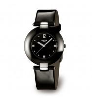 Ersatzarmband BOCCIA Titanium Ceramic 3190-02 | schwarz