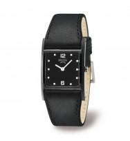 Ersatzarmband BOCCIA Titanium Style 3160-03 | schwarz