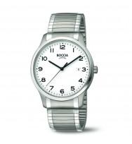 BOCCIA  Herren-Armbanduhr Classic Analog Quarz 3616-01