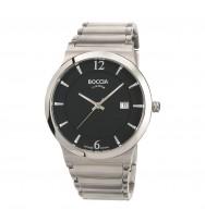 BOCCIA Herren-Armbanduhr Classic Analog Quarz 3623-02