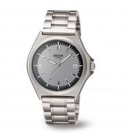 BOCCIA  Herren-Armbanduhr Classic Analog Quarz 3546-02