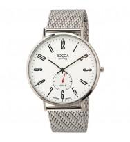 BOCCIA Titanium Herren-Armbanduhr Royce Analog Quarz 3592-03