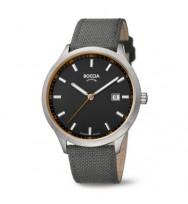 BOCCIA Herren-Armbanduhr Sport Analog Quarz 3614-01
