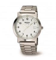 BOCCIA Titanium Herrenuhr Classic 3630-01