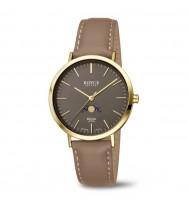 BOCCIA Herren-Armbanduhr Royce Analog Quarz 3611-02