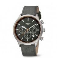 BOCCIA Herren-Armbanduhr Sport Analog Quarz 3750-01