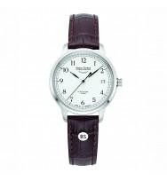 Bruno Söhnle Damen-Armbanduhr Hamburg Automatik Small 17-12204-221