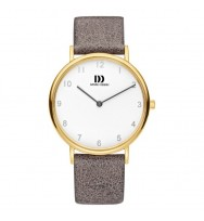 Danish Design Damen-Armbanduhr Edelstahl Analog Quarz 3320243 (IV11Q1173)