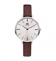 Danish Design Damen-Armbanduhr Edelstahl Analog Quarz 3324615 (IV12Q1180)