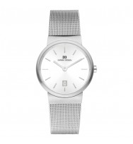Danish Design Damen-Armbanduhr Edelstahl Analog Quarz 3324581 (IV62Q971)