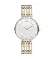 Danish Design Damen-Armbanduhr Titan Analog Quarz 3326614 (IV65Q1174)