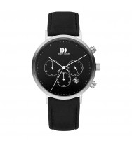 Danish Design Herren-Armbanduhr Edelstahl Analog Quarz 3314613 (IQ13Q1245)