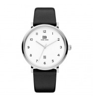 Danish Design Herren-Armbanduhr Edelstahl Analog Quarz 3314556 (IQ12Q1216)
