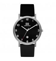 Danish Design Herren-Armbanduhr Titan Analog Quarz 3316327 (IQ13Q1107)
