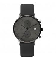 Danish Design Herren-Armbanduhr Edelstahl Analog Quarz 3314553 (IQ16Q975)