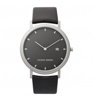 Danish Design Herren-Armbanduhr Titan Analog Quarz 3316282 (IQ13Q881)