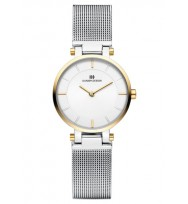 Danish Design Damen-Armbanduhr Edelstahl Analog Quarz 3324534 (IV65Q1089)