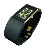 Ersatzarmband Flemming Bo Hansen Watch 2 Large, Modell 43105, schwarz |