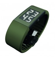 Ersatzarmband Flemming Bo Hansen Watch 2 Large, Modell 43109, grün |