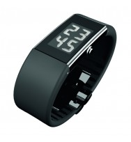 Ersatzarmband Flemming Bo Hansen Watch 2 Small, Modell 43123, schwarz |