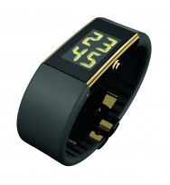 Ersatzarmband Flemming Bo Hansen Watch 2 Small, Modell 43125, schwarz |
