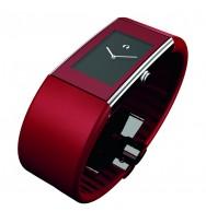 Ersatzarmband Flemming Bo Hansen Watch 2 Large, Modell 43168, rot |