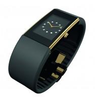 Ersatzarmband Flemming Bo Hansen Watch 2 Large, Modell 43186, schwarz |