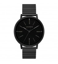 Watchpeople Herrenuhr Hidden Black WP044-05