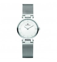 Danish Design Damen-Armbanduhr Edelstahl Analog Quarz 3324533 (IV62Q1089)