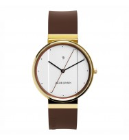 Jacob Jensen Herren-Armbanduhr New Analog Quarz 758 (32758)