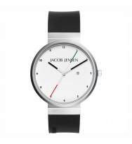 Jacob Jensen Herren-Armbanduhr New Analog Quarz 703 (32703)
