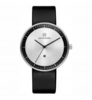 Jacob Jensen Herren-Armbanduhr Strata Quarz 270 (32270)