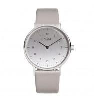 M&M Uhren, Ersatzarmband M11892-847, Basic 36