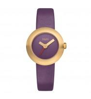 M&M Uhren, Ersatzarmband M11948-919, Basic-M