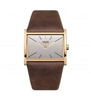 M&M Uhren, Ersatzarmband M11905-532, Best Basic
