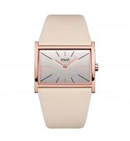 M&M Uhren, Ersatzarmband M11905-792, Best Basic