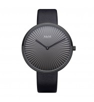 M&M Uhren, Ersatzarmband M11943-488, Big Sun