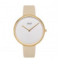 M&M Uhren, Ersatzarmband M11943-712, Big Sun