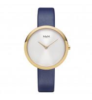 M&M Uhren, Ersatzarmband M11944-832, Circle Line
