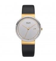 M&M Uhren, Ersatzarmband M11953-462, Day Date