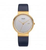 M&M Uhren, Ersatzarmband M11953-732, Day Date