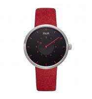 M&M Uhren, Ersatzarmband M11950-626, Inner Circle